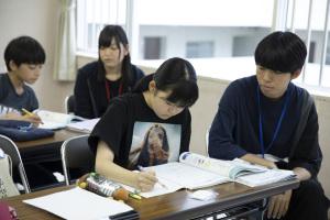 仙台市での学習風景2
